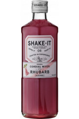 Shake-It Mixer Rhubarb 50 cl