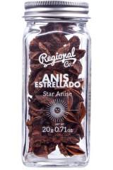 Regional Co - Stjerne Anis 20 gram