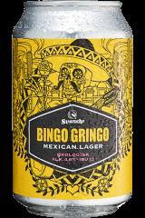 Svaneke Bingo Gringo Mexican Lager 33 cl