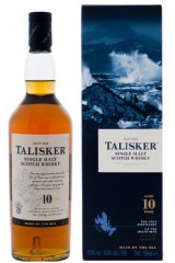 Talisker 10 års Single Malt Whisky 70 cl