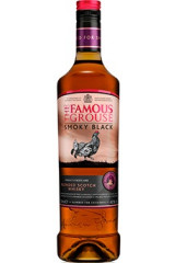 The Famous Grouse Smoky Black 70 cl