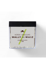 Wally and Whiz Lakrids med lime 140 g