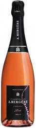 A. Bergère Rosé Brut Champagne