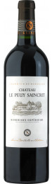 Chateau Le Peuy Saincrit Bordeaux Superieur 2015