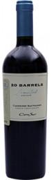 Cono Sur 20 Barrels Cabernet Sauvignon Limited Edition 2014