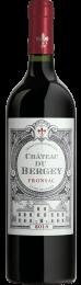 Château Du Bergey Fronsac 2018