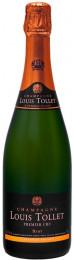 Louis Tollet Champagne Premier Cru Brut