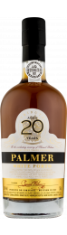 Palmer 20 Years Old White Port 50 cl