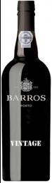 Barros Vintage Port 2012