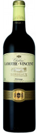 Lamothe-Vincent Heritage Rouge 2014