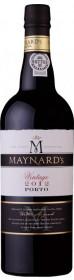 Maynards Vintage 2012