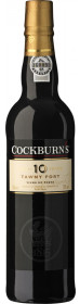 Cockburns 10 Years Old Tawny Port 50 cl