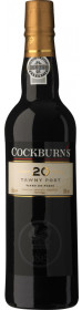 Cockburns 20 Years Old Tawny Port 50 cl