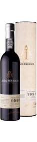 J.H. Andresen Colheita Port 1991 50 cl.