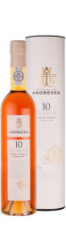 J.H. Andresen 10 Years Old White Port 50 cl.