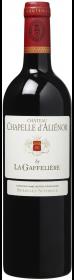 Chateau Chapelle d'Alienor by La Gaffeliere 2014