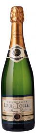 Louis Tollet Champagne Premier Cru Sec