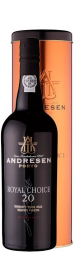 J.H. Andresen 'Royal Choice' 20 Year Old Tawny Port