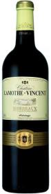 Lamothe-Vincent Heritage Rouge 2014