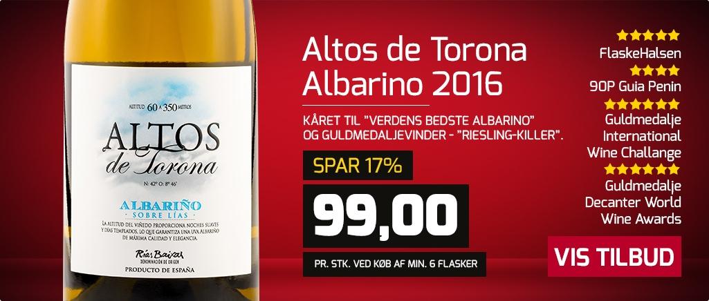 Altos de Torona Albarino