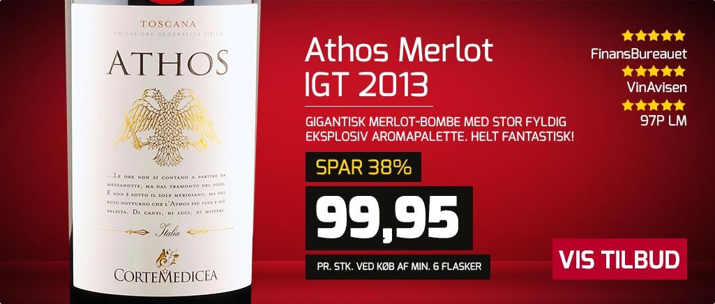 Corte Medicea Athos Merlot IGT 2013