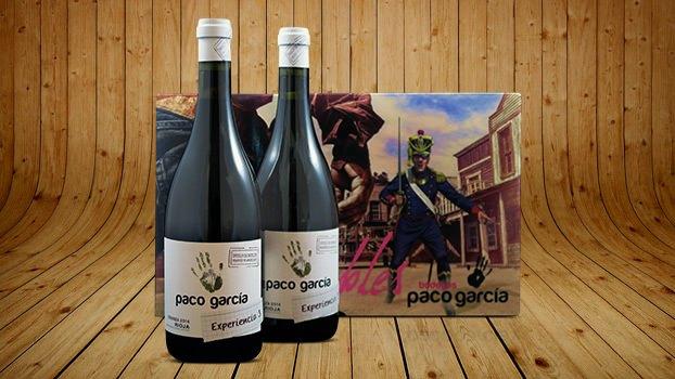 Paco Garcia Experiencia 3 - Due lo de Robles