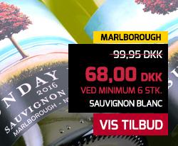 Sunday Bay Marlborough Sauvignon Blanc 2016