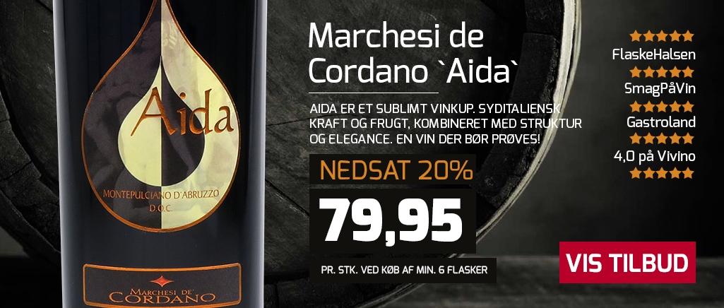 Marchesi de Cordano Aida