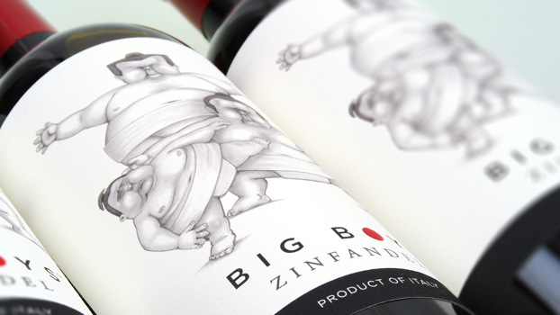Big Boys Zinfandel 2016
