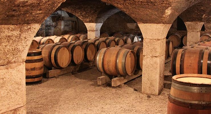 Bourgogne vin Frankrig