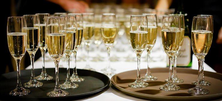 Champagne - mousserende vin