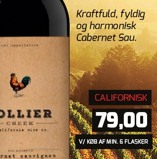Colliers Creek Cabernet Sauvignon