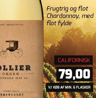 Colliers Creek Chardonnay