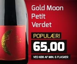 Gold Moon Rødvin