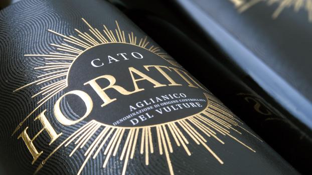 Cato Horatius Aglianico del Volture 2014