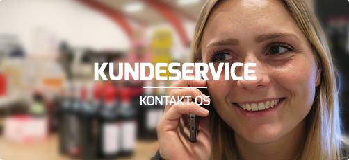 Kundeservice - kontakt AndrupVin.dk