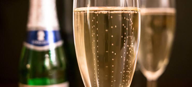 Mousserende vin Champagne