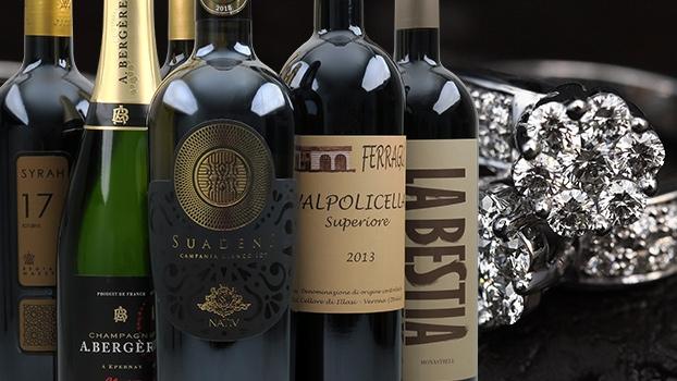 New Luxury Wines smagekasse vin