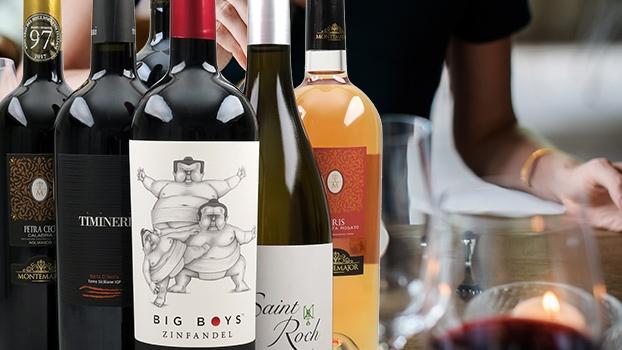 New Value Wines smagekasse vin