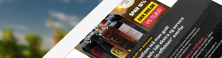 Deltag i vores månedlige konkurrence om en kasse Nativ Eremo - kåret til Italiens bedste vin
