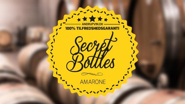 Secret Bottles Amarone 2012