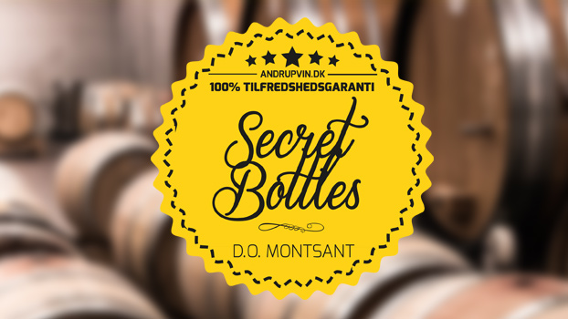Secret Bottles D.O. Montsant