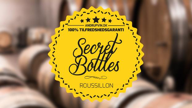 Secret Bottles - vintilbud til vanvittig lave priser!