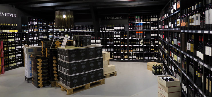 AndrupVin.dk - gode vinoplevelser